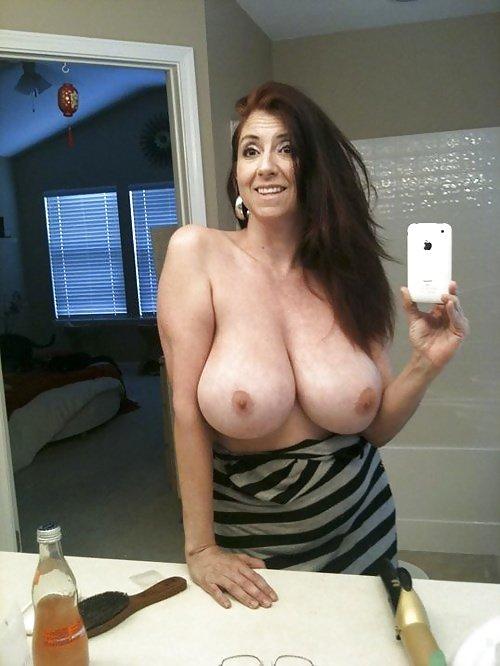 Selfie milfs Milf Selfie