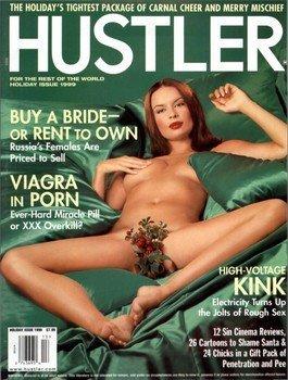 hustler magazin arsch