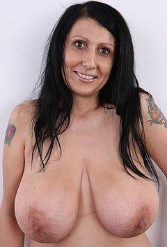 Czech casting big tits