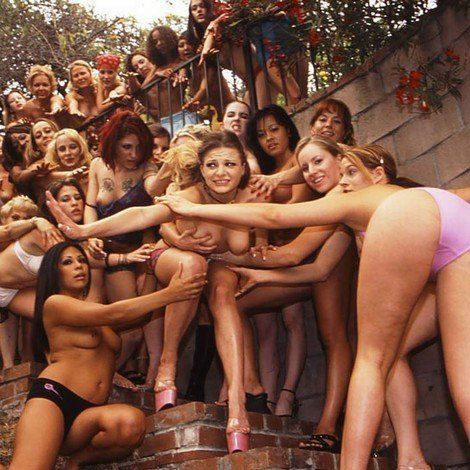 Maggie q nude in film