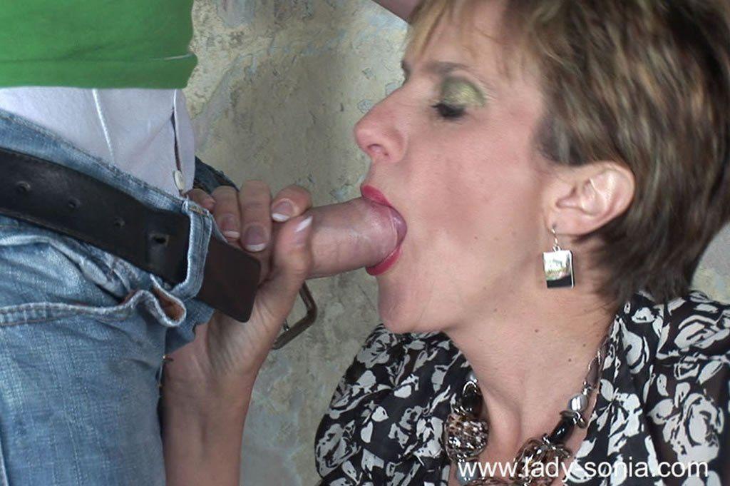 best of Blowjob older woman