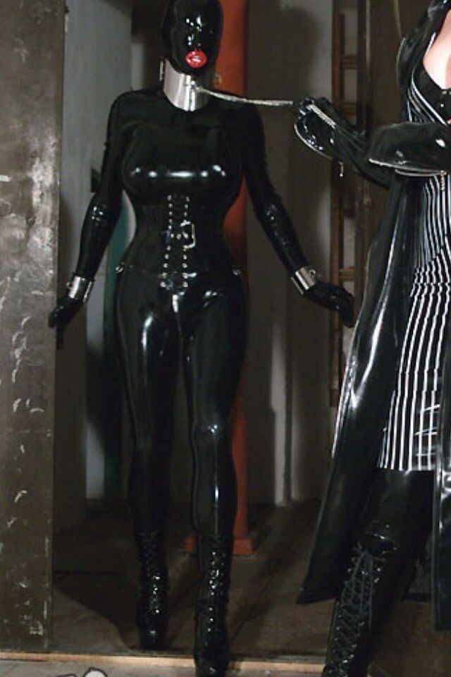 best of Bondage slave latex bdsm