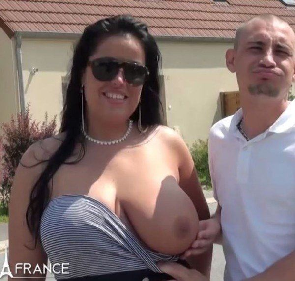 best of Big outdoor tits french