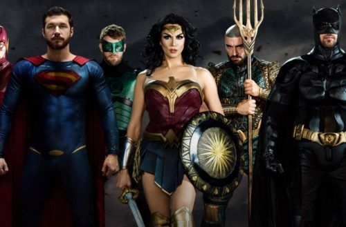 Serpentine reccomend justice league parody