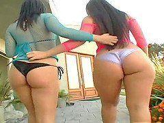 best of Girls thongs big