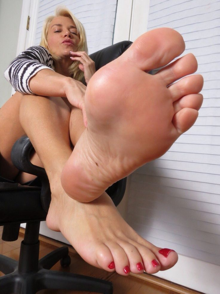 Milf Füße