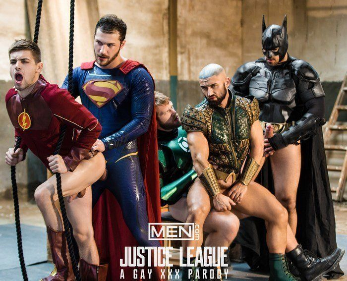 Granger reccomend justice league parody