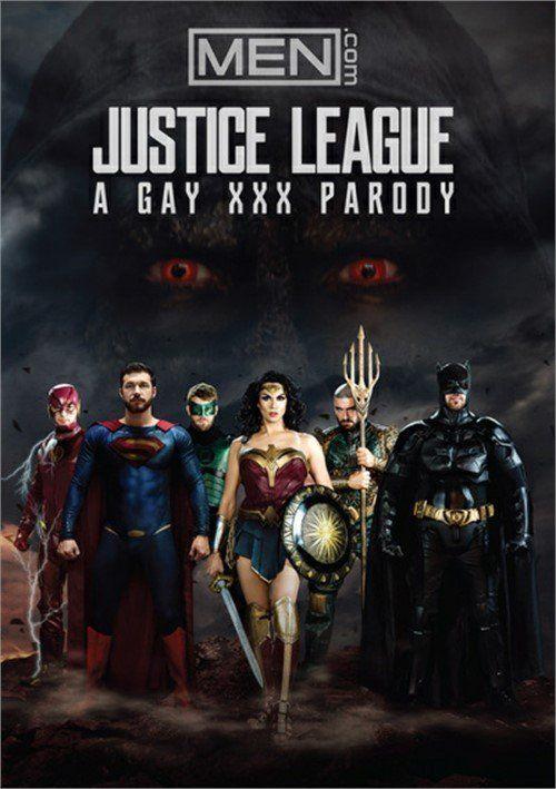Justice league parody