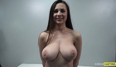 best of Tits big czech casting