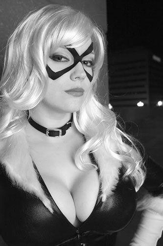 PB&J reccomend black cat cosplay