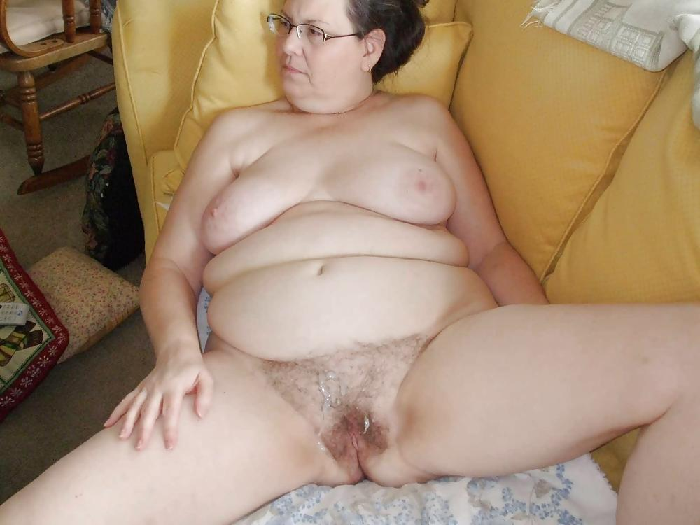 Grenade reccomend hairy chubby mature creampie