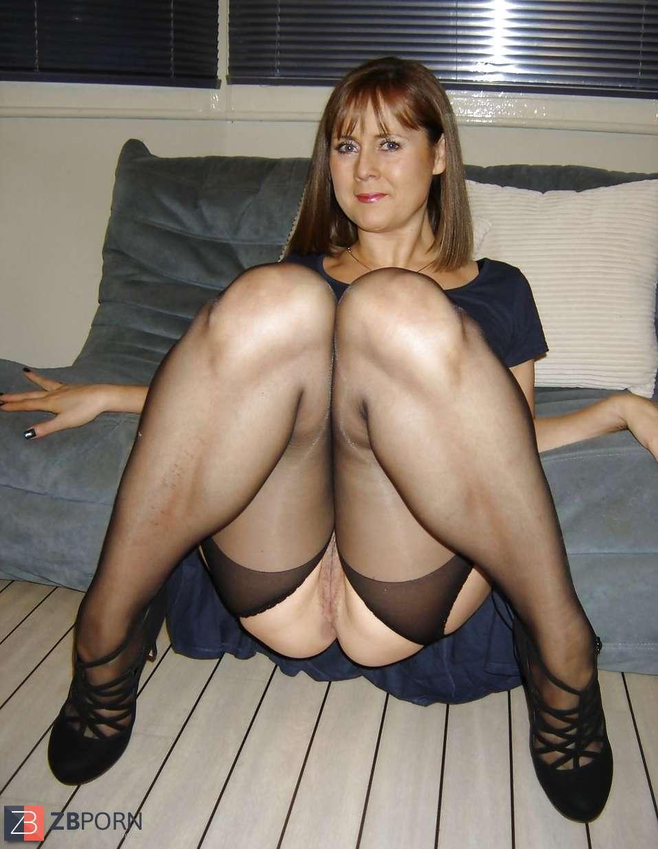 Nude nylon Sexy Nylon,