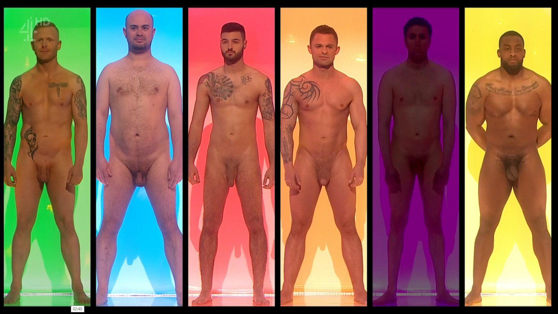 Dick naked big Huge