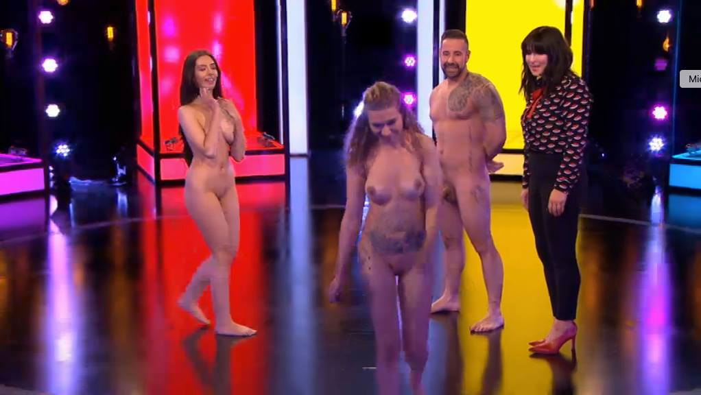 Big naked cock attraction Two fit