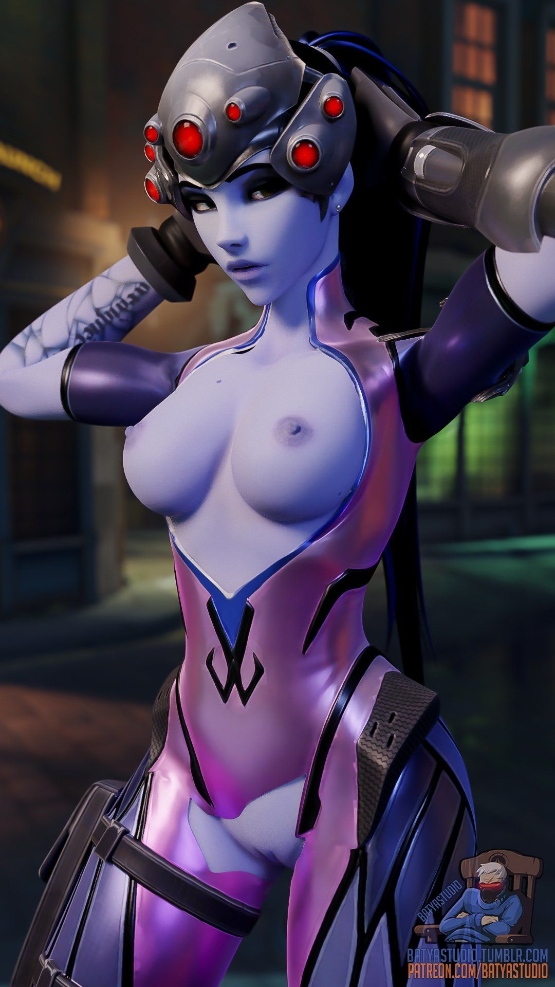 Widowmaker overwatch porn