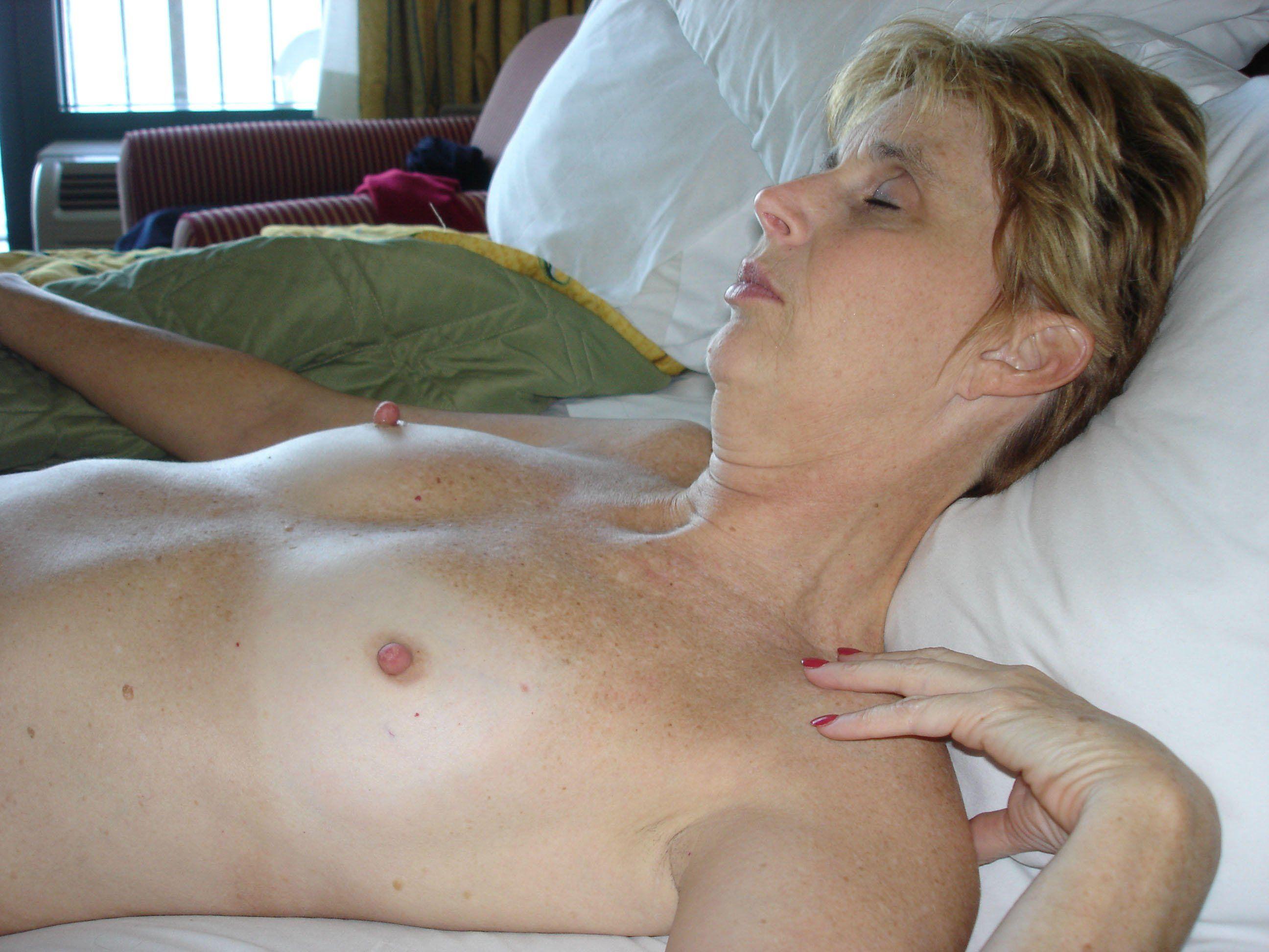 Small tits big nipples gallery